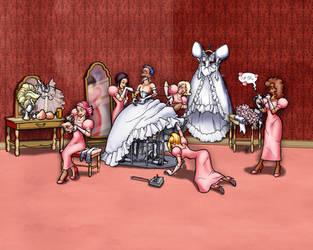 Remote Bride Wallpaper Version by DovSherman