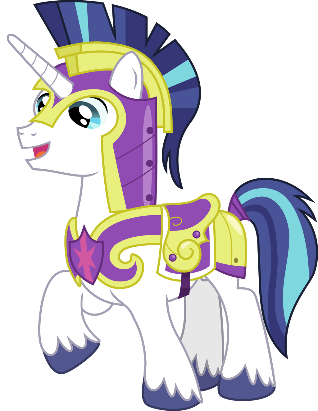 Los Chicos en My Little Pony Shining_armor_by_royal_exo-d5hgs3g