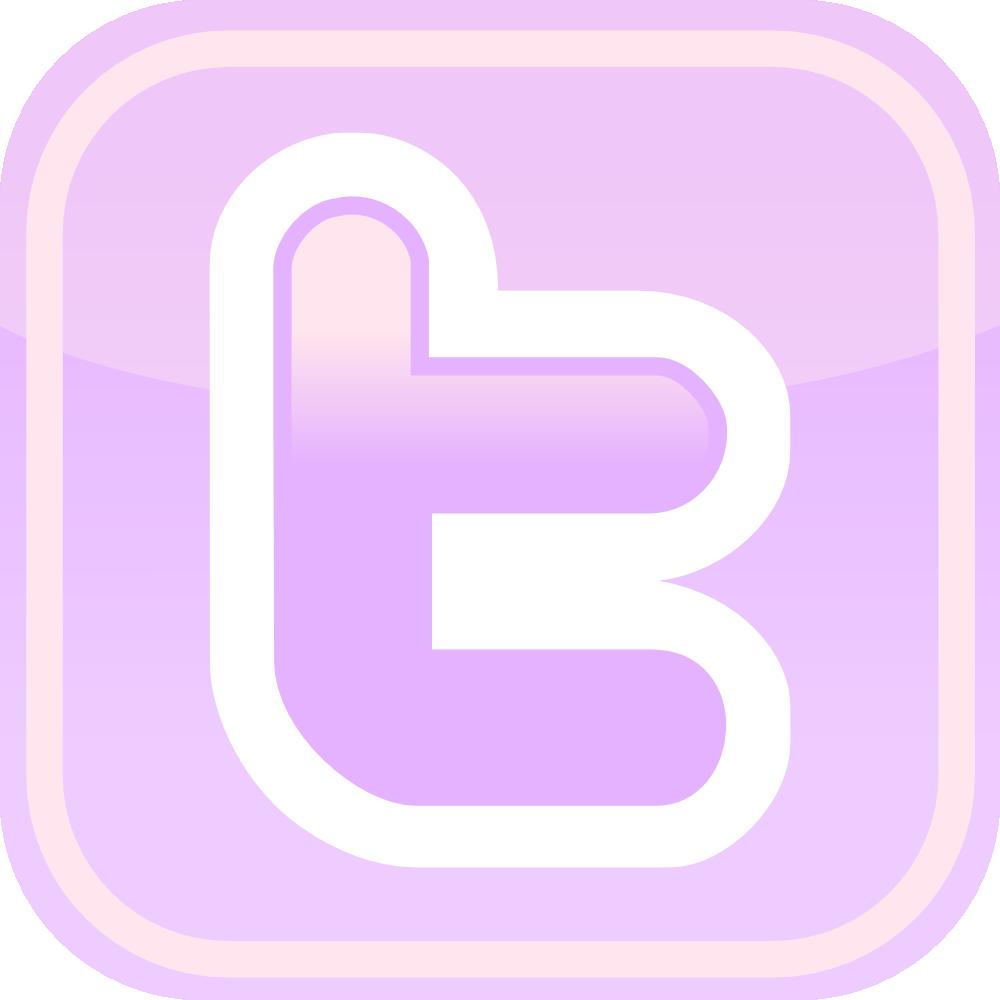 Pastel Twitter icon