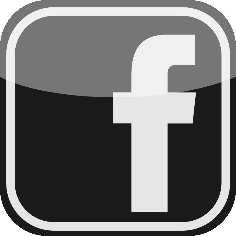 Gallery Icon Facebook Black