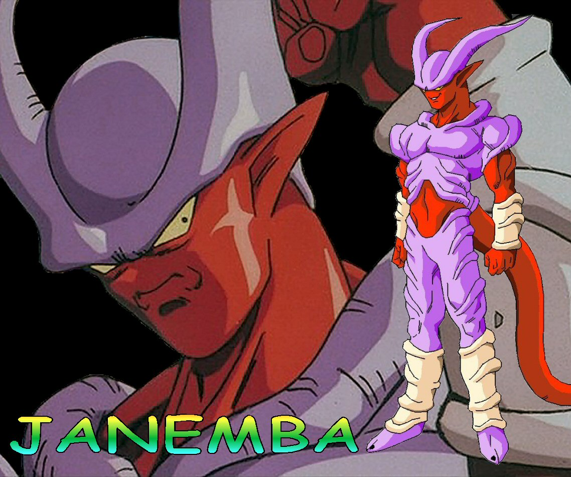 Freeza,Cell,Majin Bu - Page 2 Wallpapers_janemba_by_dragonballzCZ