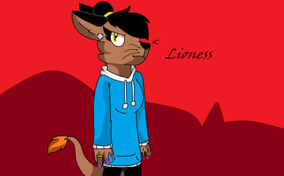 Lioness by DemonBass