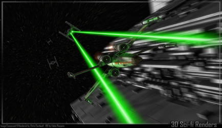 Xwing Destroyer2
