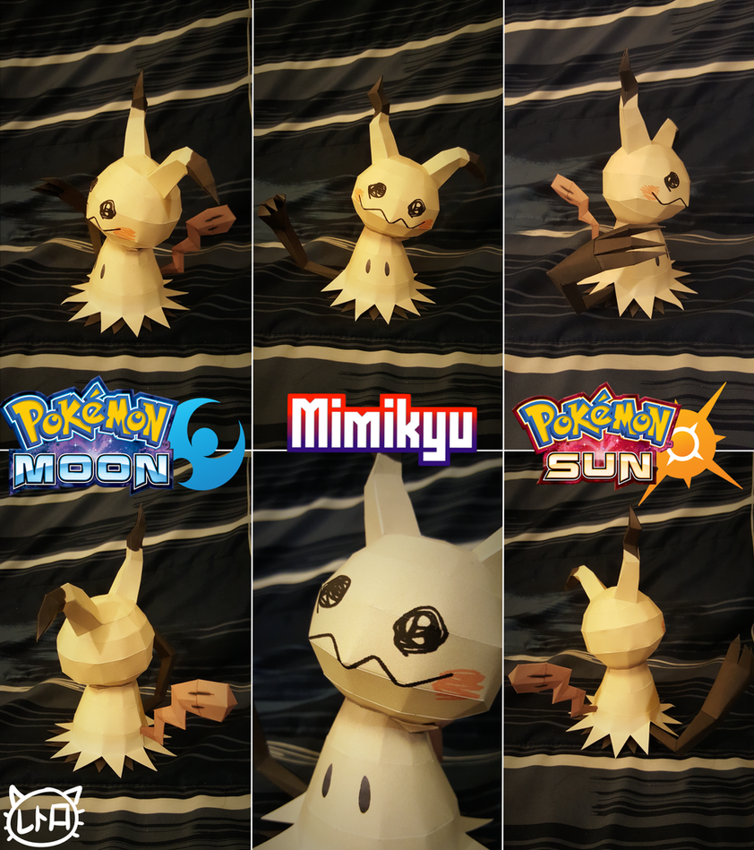 how to get mimikyu in pokemon moon