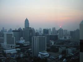 The city by Futchi