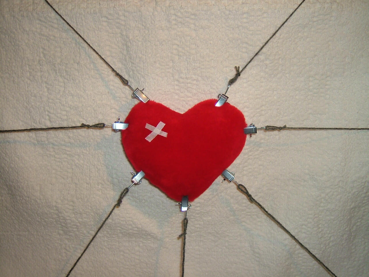 Heart - Torn apart by Futchi on DeviantArt