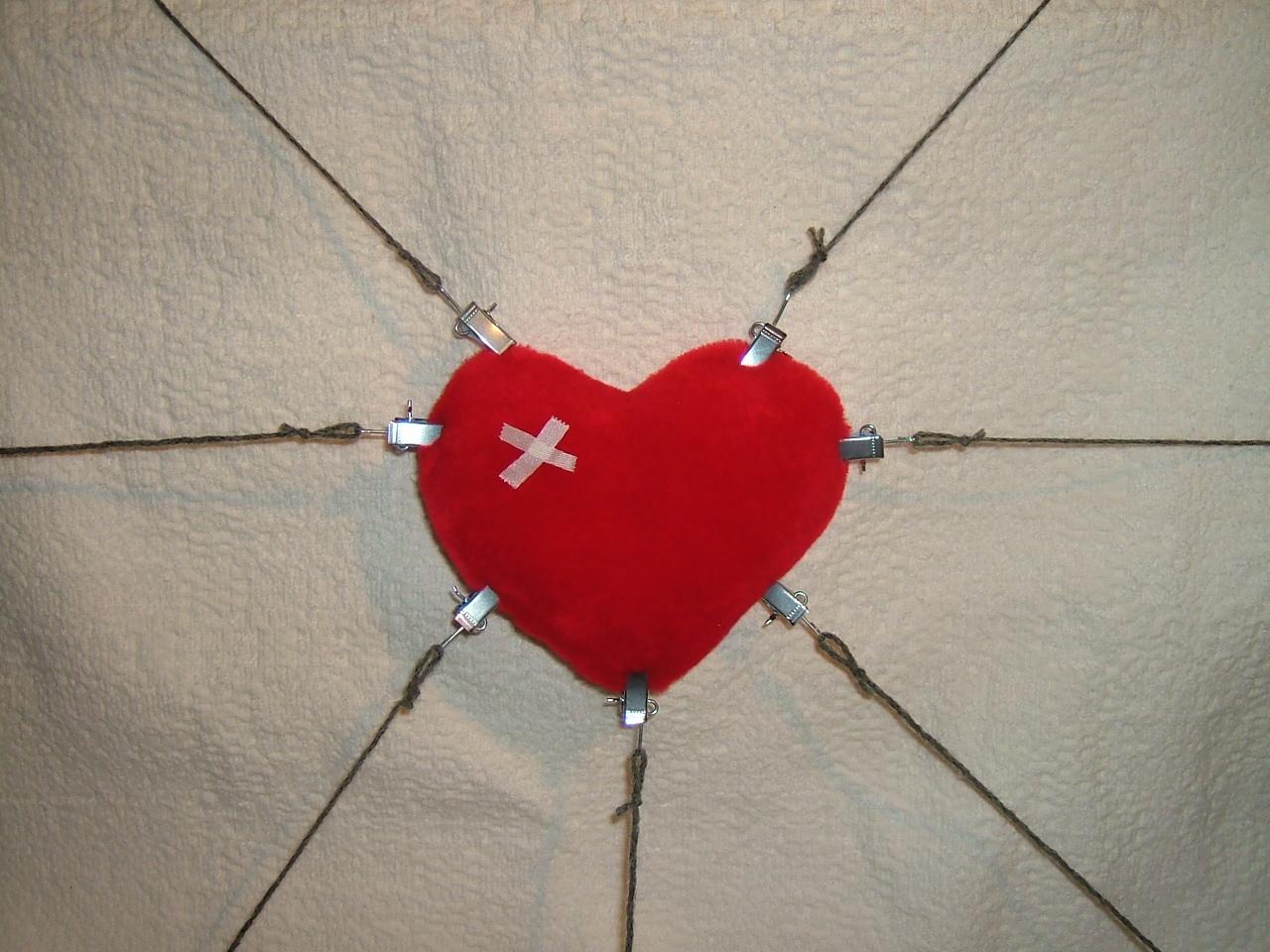 Heart - Torn apart