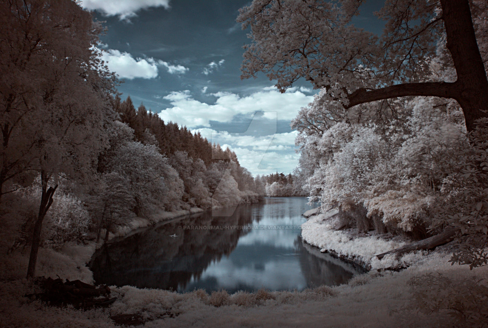 Trout Lake by Paranormal-Hyperbola on DeviantArt