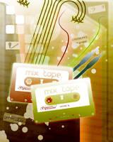 the cassette culture. by blackoutskys