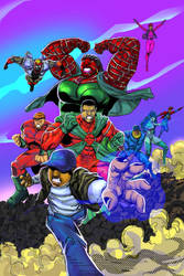 Bloodsyndicate forever by abobarin-ayoade