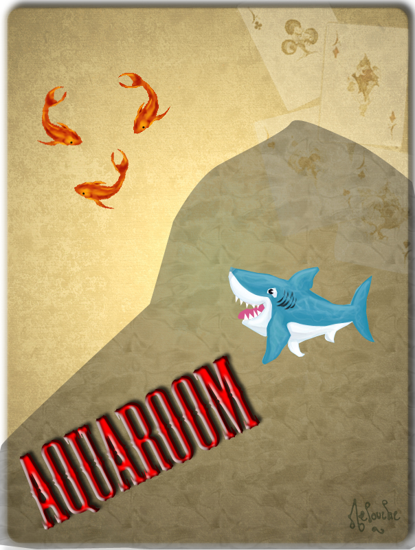 Aquaroom by Melouche