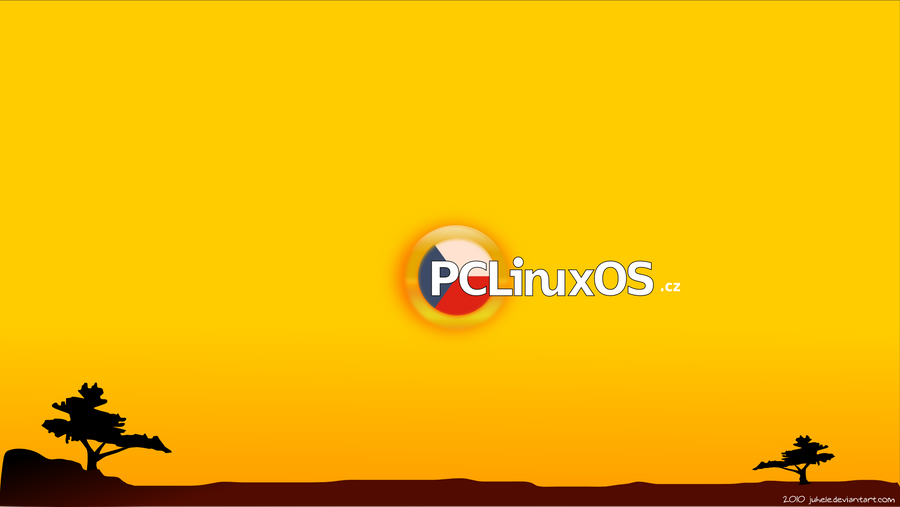 Pclinuxos Sunrise - Czech by juhele