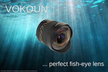 Vokoun fish-eye by juhele
