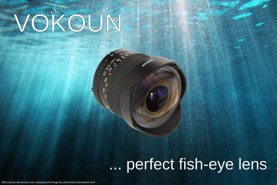 Vokoun fish-eye by juhele