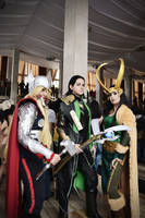 Sons of Asgard by Fraulein-Mao