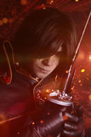 Captain Harlock! by Fraulein-Mao