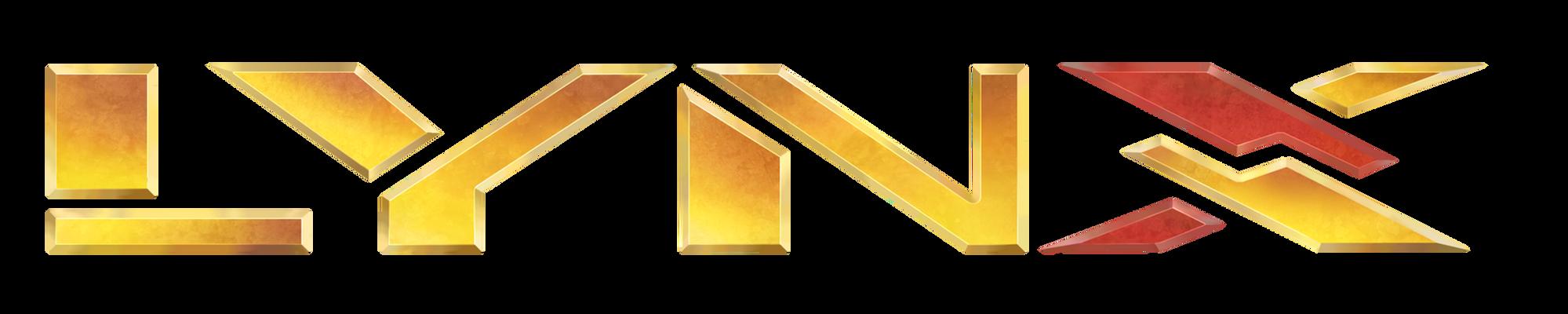 Atari Lynx re-created logo  by Anarkhya