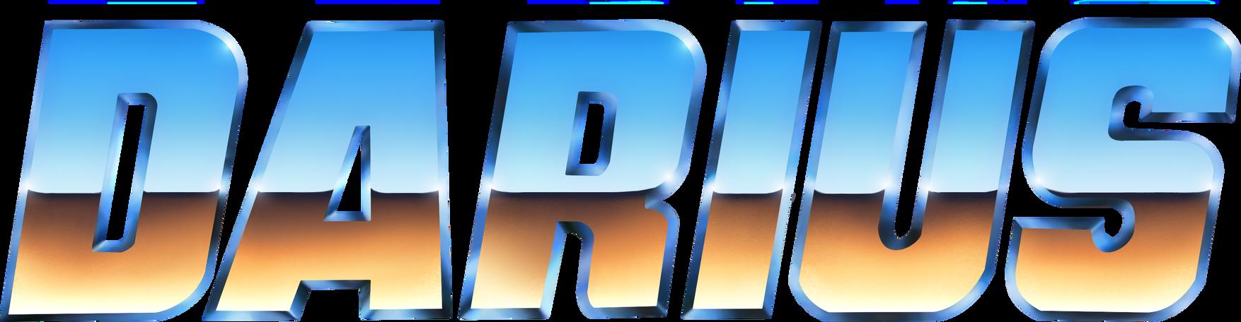 Darius (nec Version) re-created logo by Anarkhya