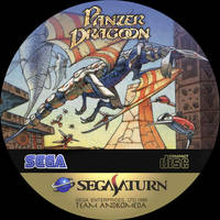 CD Label Panzer Dragoon