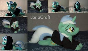 Lyra Heartstrings [handmade plush toy]