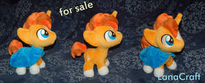 Sunburst colt plush [handmade] UPDATE