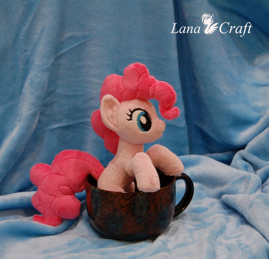 A cup of Pinky by LanaCraft