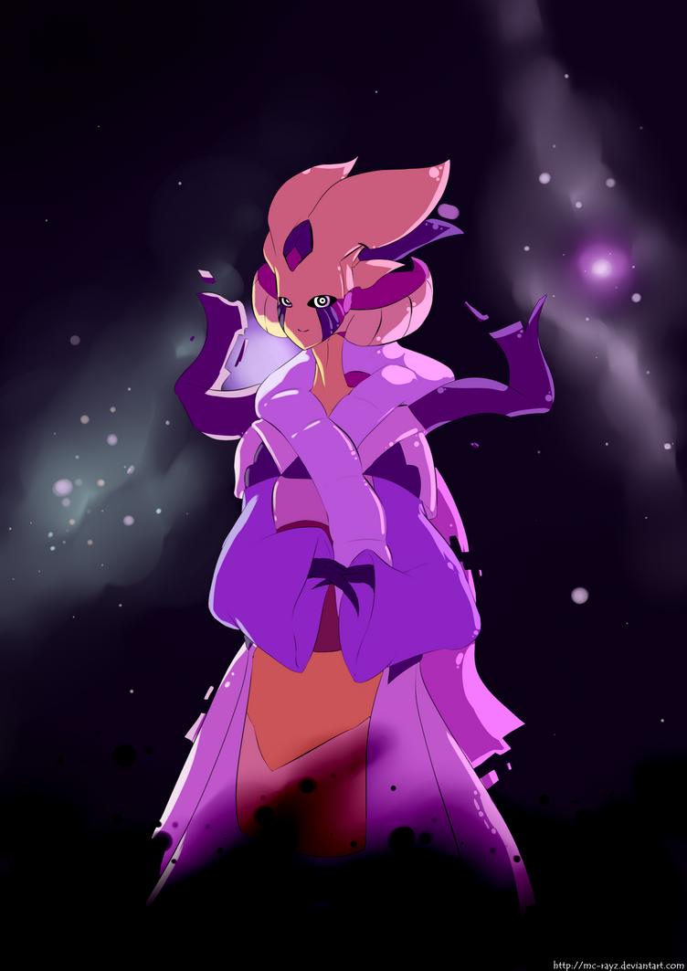 Iris by Mc-Rayz