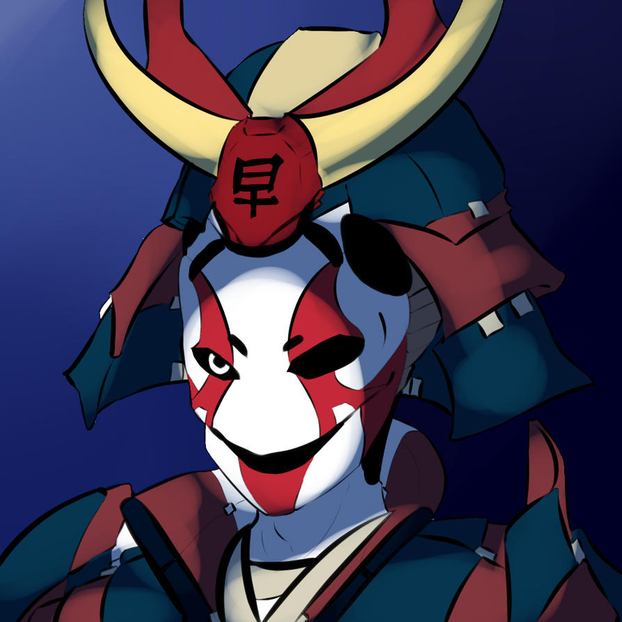 Samuray by Mc-Rayz
