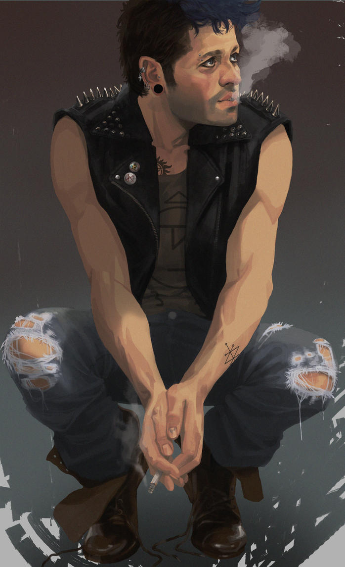 Punk!Cas by Patatat