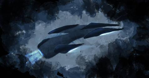 Caveship-SP by ViRPo