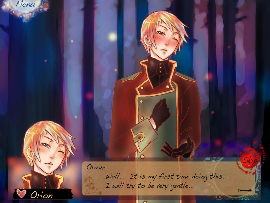 Visual novel Testing : (Neverland) by Nathaniel-Aoife