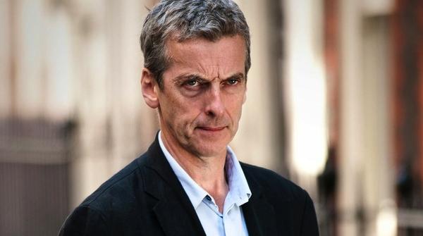 Peter Capaldi - The Doctor by Laurenthebumblebee