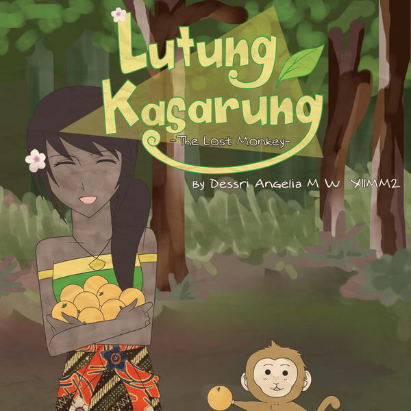 LUTUNG KASARUNG -The Lost Monkey- by kureha-alpha