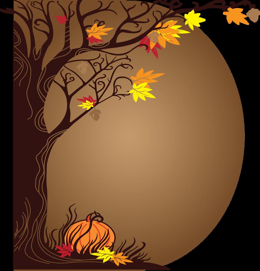 Fall Tree by jofflin