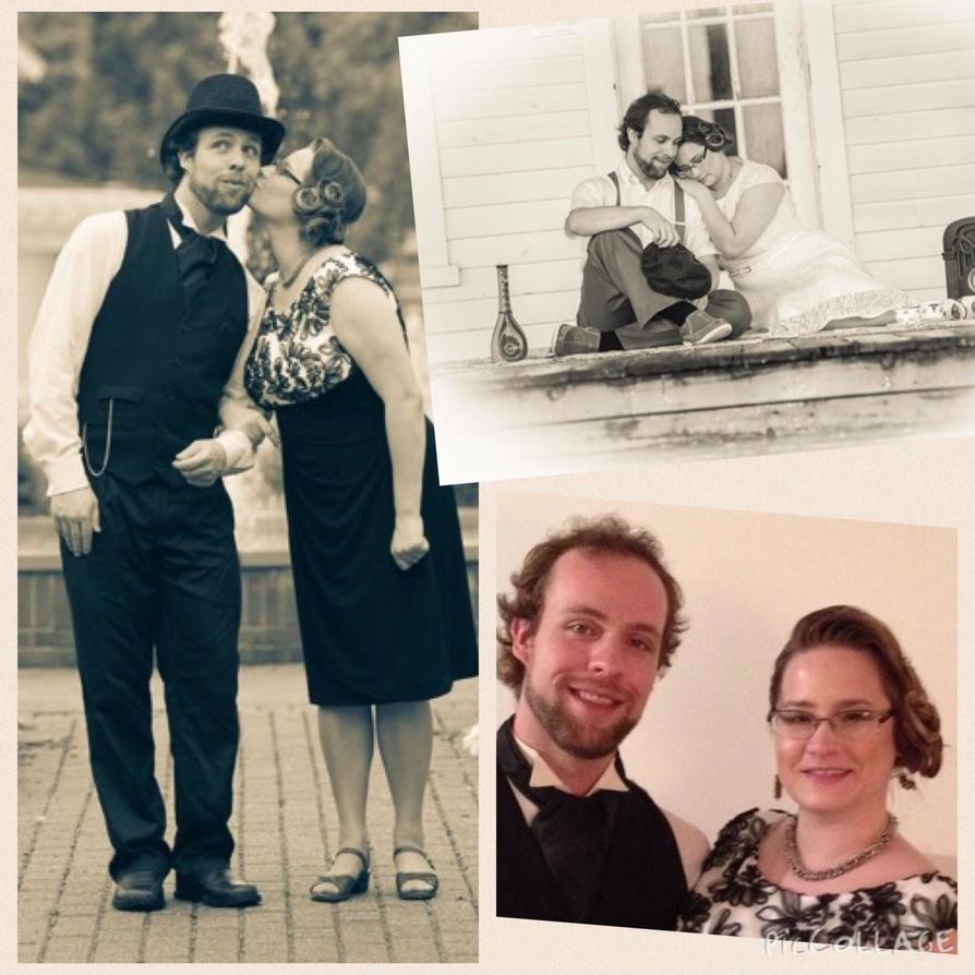 Engagement photos by jofflin