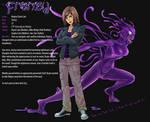 Frenzy Bio: Regina Cain