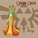 Project LoZ- Queen Oren (LBW)