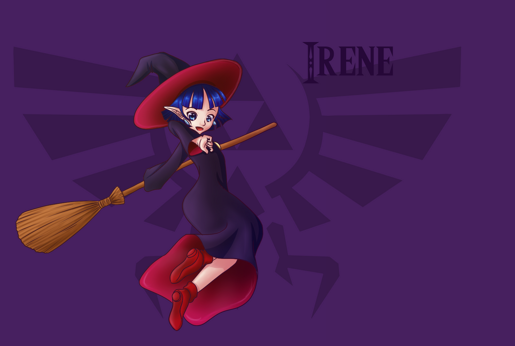 Irene by CookiiMii