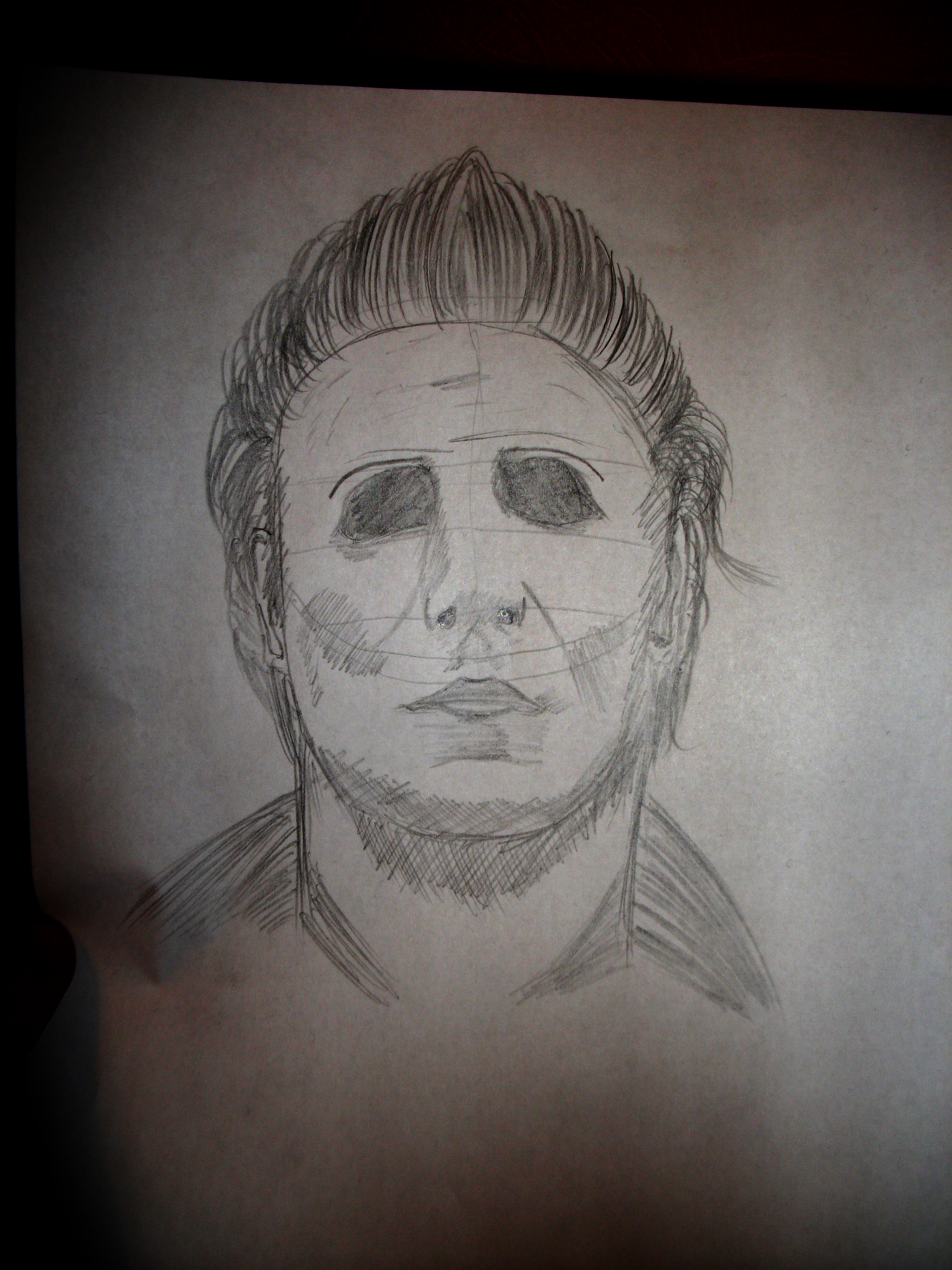 Michael Myers by diiwaanc