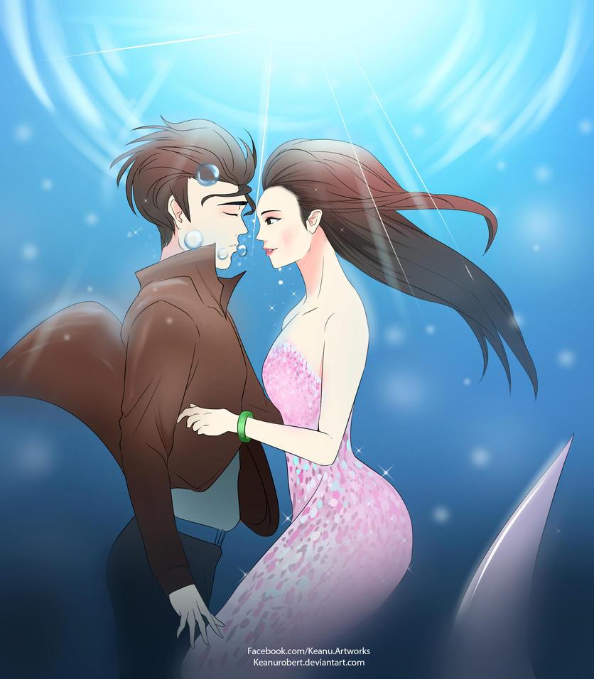 Legend Of The Blue Sea by KeanuRobert