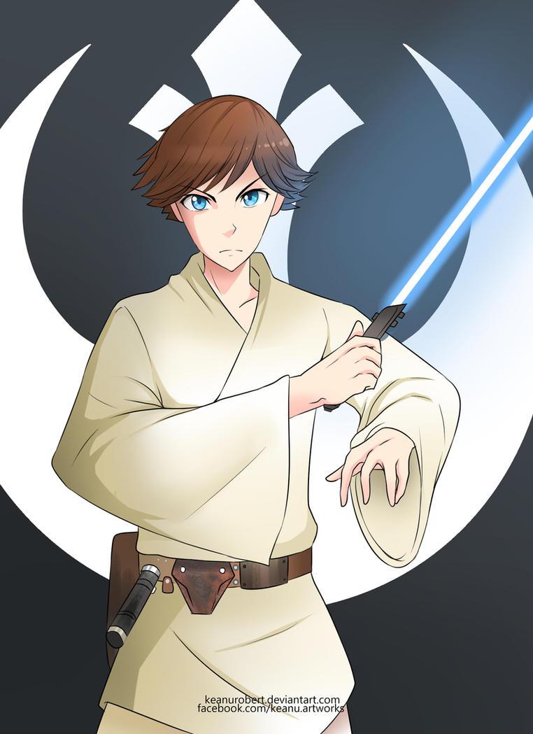 Star Wars Anime Version by KeanuRobert