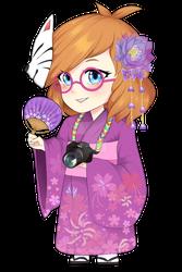 Kimono Dress Chibi