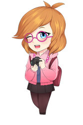 Winter Outfit Chibi