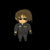 Keynet Pixel Character by Saira-Dragon