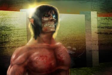 A Little Attack on Titan WIP by Saira-Dragon