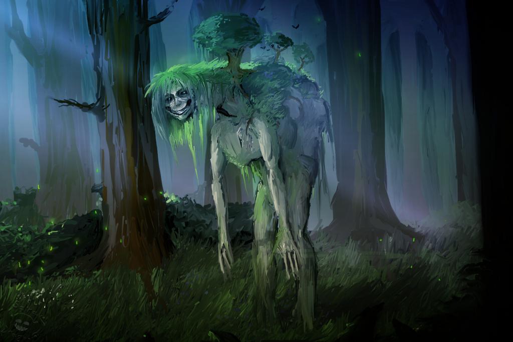 The Old Titan by Saira-Dragon