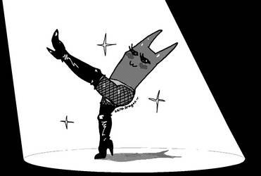 BootiefulSATAN by Saira-Dragon