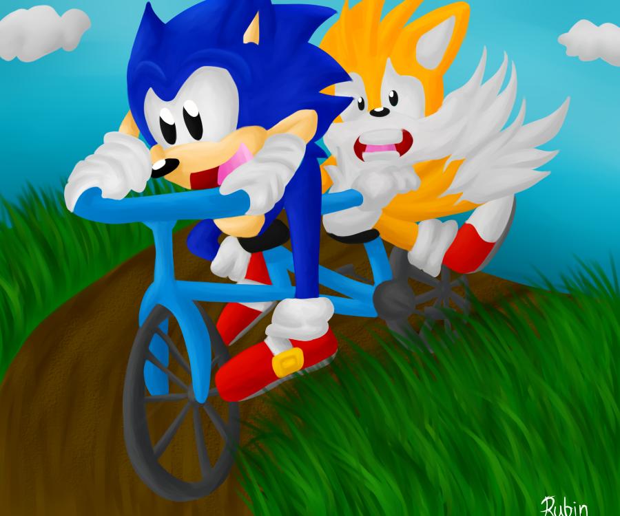 CE: Gotta go fast by RubintheHorse