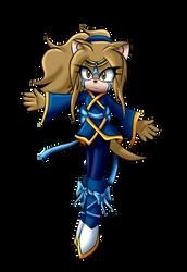 Azura Guardian of Water by RubintheHorse