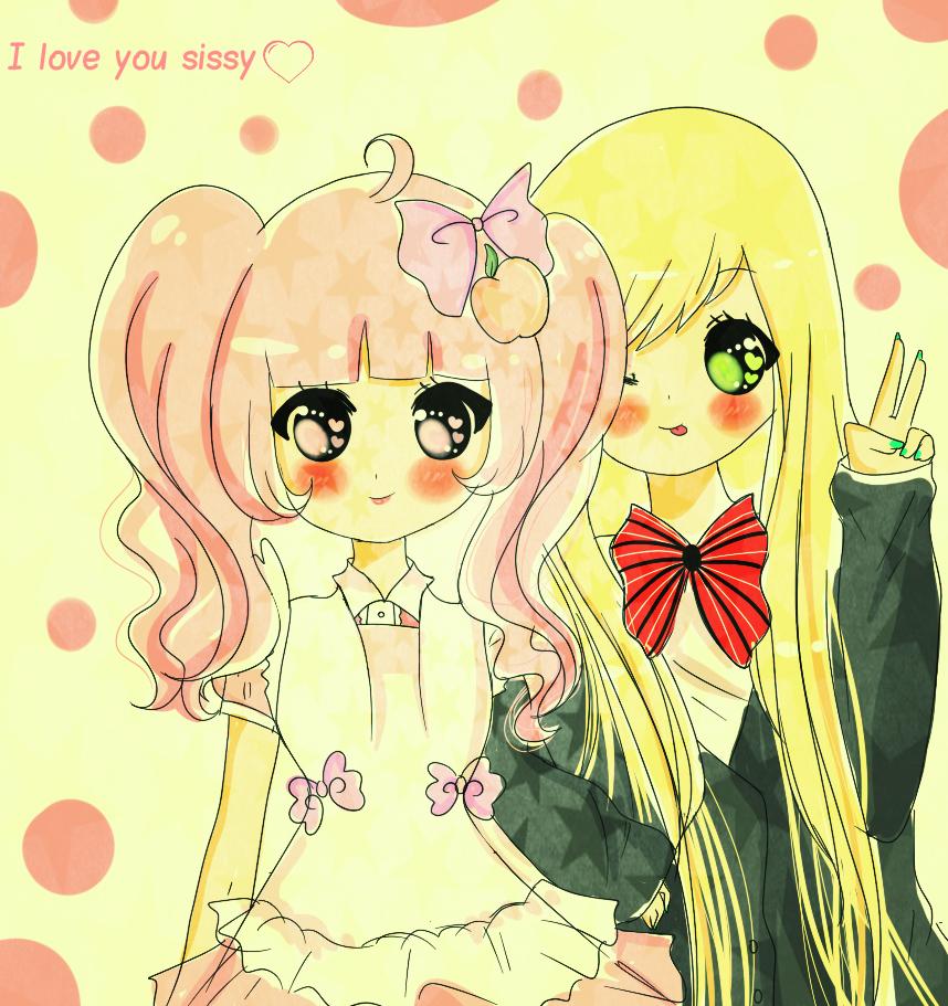 ::I love you sissy:: by scarlet-glow
